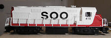 MTH PREMIER O SCALE SOO LINE ALCO RS-27 DIESEL ENGINE W/PROTOSOUND--ROAD #415