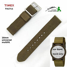 TIMEX Ersatzarmband T41711 EXPEDITION Camper - 20mm - universal - multifit