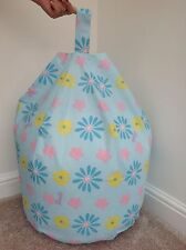 Childrens Character Barbie Blue Beanbag Cover Only Kids Bean Bag Beenie Bedroom