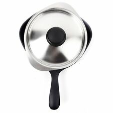 Sori Yanagi Nambutekki Mini Frying Pan with Lid, Cast Iron,  Made in Japan