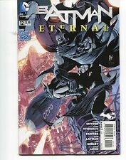 BATMAN ETERNAL #12 - GULLEM MARCH COVER - SCOTT SNYDER STORY - 2014