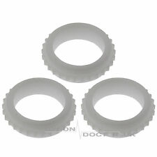 3 x Replacement Lower Small Bearing Cogs For Dyson DC24 Ball Vacuum Cleaners