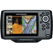 "Humminbird Helix 5 DI / GPS Combo 5"" Color Fishing System W / Down Imaging Sonar"