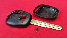 TOYOTA MR2 YARIS 2 BUTTON KEY FOB REMOTE CASE TOY41 UNCUT BLADE