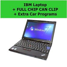 CAN CLIP (FULL CHIP!!!)  Diagnostic Laptop and Interface for renault V159