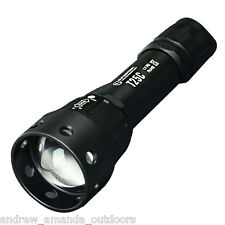 Sunwayman T25C CREE XM-L2 U3 LED Zooming Flashlight -880 Lumens