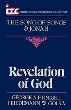 Revelation of God: A Commentary on the Books of the Song of Songs and Jonah - IT