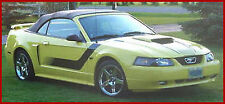 FORD MUSTANG BOSS GRAPHIC DECAL 3M FACTORY STRIPE 1999 2000 2001 2002 2003 2004
