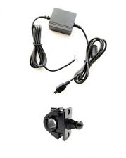 GN032+GA-NHWC2: Motorcycle Mount & Hardwire Cable for Garmin Nuvi
