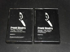 Frank Sinatra-Trilogy Tapes 1 & 3 Only-Audio Cassette Tape-Good Condition