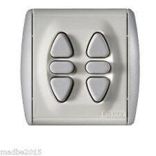 Somfy INIS DUO Double Control Switch For Garage Door UK Seller