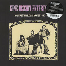 King Biscuit Entertainers - Northwest Unreleas (Vinyl LP - 2015 - UK - Original)