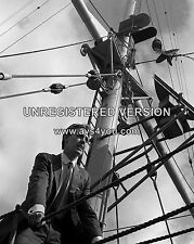 "Simon Dee Radio Caroline 10"" x 8"" Photograph no 3"