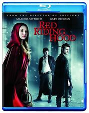 Red Riding Hood (Blu-ray Disc) Amanda Seyfried - New - FREE SHIP