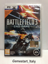 BATTLEFIELD 3 END GAME - ESPANSIONE EXPANSION PACK (PC) VIDEOGIOCO NUOVO NEW