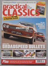 Practical Classics 11/2003 featuring Broadspeed, Ford, Opel, Triumph, Mini
