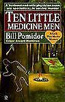Ten Little Medicine Men (Cal and Plato Marley) Pomidor, Bill Mass Market Paperb