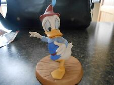 WDCC DONALD DUCK NOT A PEEP MICKEY AND THE BEANSTALK