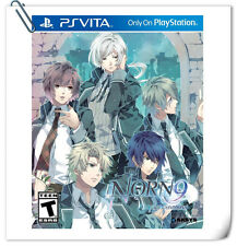 PSV Norn9: Var Commons SONY PlayStation VITA Action Games Aksys