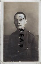 WW1 soldier Sgt Stanley Edward Martin ASC Army Service Corps