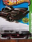 2012 Hot Wheels 1966 TV Series Batmobile Die Cast Toy Car George Barris 1/64 NIP