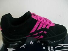 Roch Valley Impact Jazz Sneakers black-pink 12.5 UK