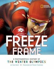 Freeze Frame: A Photographic History of the Winter Olympics, Macy, Sue, Good Con