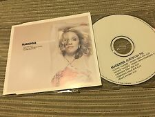 MADONNA - AMERICAN PIE CD SINGLE - 5 TRACK PROMO MAVERICK 2000 SLIM CASE