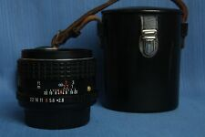 ASAHI PENTAX SMC 1:2.8  24mm,wide angle,EXCELLENT