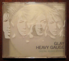 Heavy Gauge by GLAY - ORIGINAL 1st RELEASE JAPAN VERSION (1999)