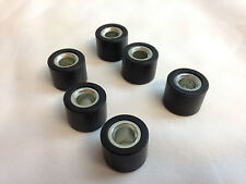 CHINESE SCOOTER PARTS ROLLERS 125cc  BAOTIAN PULSES ZHEN 14.5 GRAMS