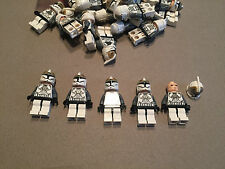 LEGO Star Wars Clone Gunner Lot of 5 minifigure minifig 8039 8014 - Lot UNL