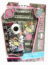 Monster High Digital Video Recorder with Camera Screen Turns 180 Degree