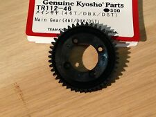 KYOSHO DBX DRT DST DRX 46 dents spur/train principal TR112-46