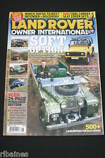 Land Rover Owner International June 2008, Discovery 3/BMW Hybrid Defender/SII