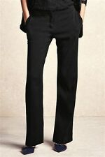 Next Black Slouch Trousers 12Tall
