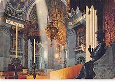 BT1648 roma basilica di s pietro interno  italy