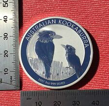 2017 Silver 1oz Kookaburra Bullion 999 pure coin Perth Mint