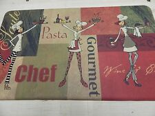 "Kitchen Floor Mat- Decorative Anti Fatigue Cushioned Foam 18""x 30"""