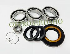 REAR DIFFERENTIAL BEARING & SEAL KIT HONDA 12 13 14 TRX500 FE/FM FOREMAN 500 4X4