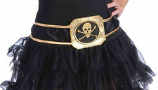 Women's Pirate BELT Buccaneer Beauty Cute Lady Pirate Adult One Size