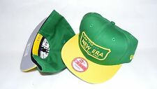 NWT NEW ERA HAT CAP SNAPBACK MEDIUM LARGE ASK ANY PRO GREEN YELLOW
