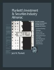 Plunkett's Investment & Securities Industry Almanac 2009: Investment &-ExLibrary