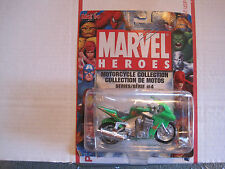 Marvel Heroes Motorcycle collection, Series #4, Hulk collection De Motos,2 Bikes