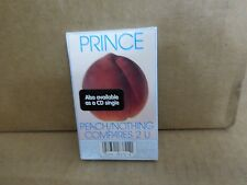 PRINCE PEACH ~ NOTHING COMPARES 2 U FACTORY SEALED CASSETTE SINGLE