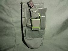 New USGI Military MBITR Radio Pouch Green MOLLE