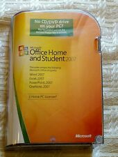 Microsoft Office Home And Student 2007 3 PCs Product Key