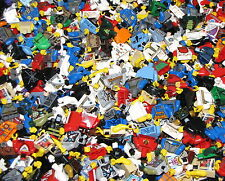 LEGO BULK LOT OF 50 NEW MINIFIGURE TORSOS WITH HANDS TOWN POLICE CITY MINIFIGS