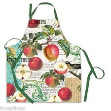 Michel Design Works Cotton Apron Sweet Apple - NEW