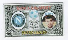 figurina BANCA DELLO SPORT TUTTO CALCIO NAPOLI ALBIOL